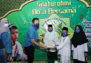 Isi Kegiatan Ramadhan, Yayasan Idalia Sambangi Panti Asuhan
